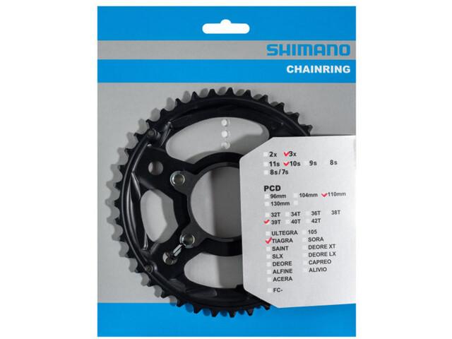 Shimano Tiagra FC-4703 Chain Ring 10-växlad MM grey